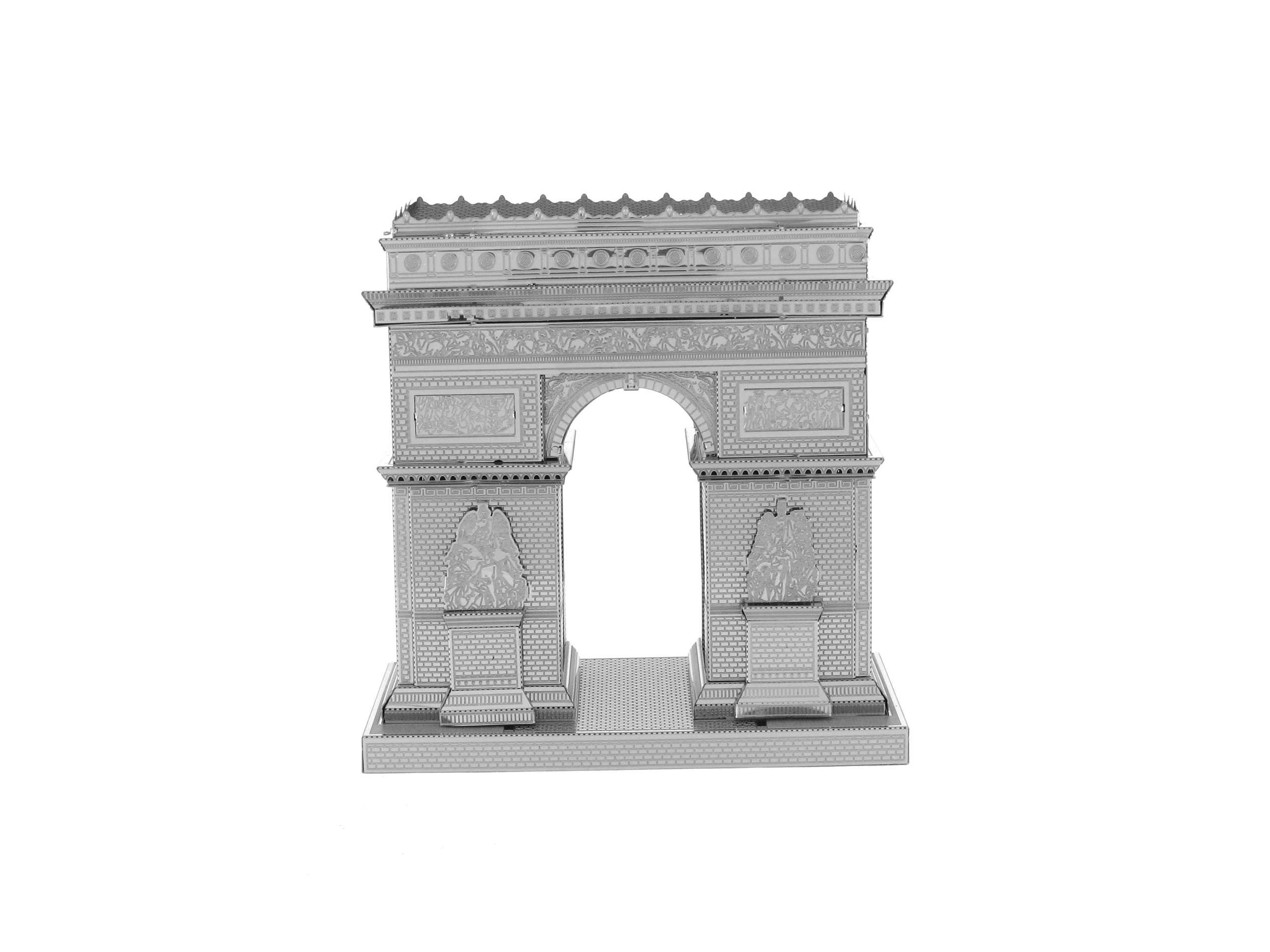 360° View Gallery - Metal Earth ICONX Arc de Triomphe